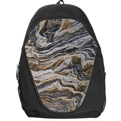 Texture Marble Abstract Pattern Backpack Bag