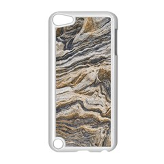 Texture Marble Abstract Pattern Apple Ipod Touch 5 Case (white)