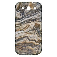 Texture Marble Abstract Pattern Samsung Galaxy S3 S Iii Classic Hardshell Back Case