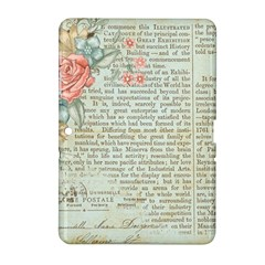 Vintage Floral Background Paper Samsung Galaxy Tab 2 (10 1 ) P5100 Hardshell Case