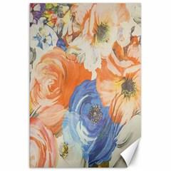 Texture Fabric Textile Detail Canvas 20  X 30