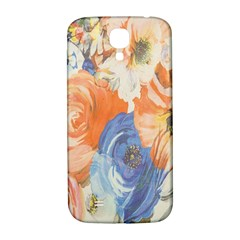 Texture Fabric Textile Detail Samsung Galaxy S4 I9500/i9505  Hardshell Back Case