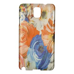 Texture Fabric Textile Detail Samsung Galaxy Note 3 N9005 Hardshell Case