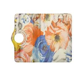 Texture Fabric Textile Detail Kindle Fire Hdx 8 9  Flip 360 Case