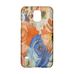 Texture Fabric Textile Detail Samsung Galaxy S5 Hardshell Case