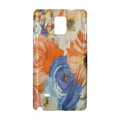 Texture Fabric Textile Detail Samsung Galaxy Note 4 Hardshell Case