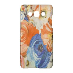 Texture Fabric Textile Detail Samsung Galaxy A5 Hardshell Case