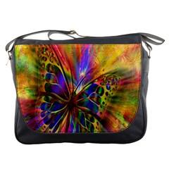 Arrangement Butterfly Aesthetics Messenger Bags