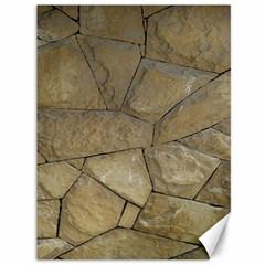 Brick Wall Stone Kennedy Canvas 36  X 48
