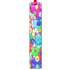 Flowers Ornament Decoration Large Book Marks