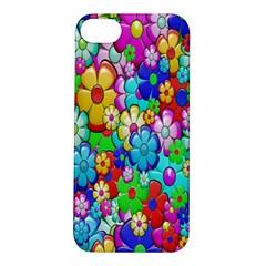 Flowers Ornament Decoration Apple Iphone 5s/ Se Hardshell Case