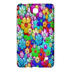 Flowers Ornament Decoration Samsung Galaxy Tab 4 (7 ) Hardshell Case