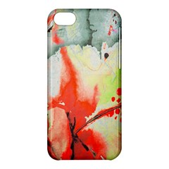 Fabric Texture Softness Textile Apple Iphone 5c Hardshell Case