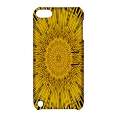 Pattern Petals Pipes Plants Apple Ipod Touch 5 Hardshell Case With Stand