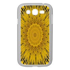 Pattern Petals Pipes Plants Samsung Galaxy Grand Duos I9082 Case (white)