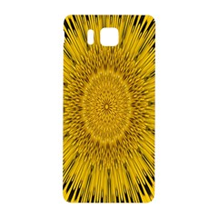 Pattern Petals Pipes Plants Samsung Galaxy Alpha Hardshell Back Case