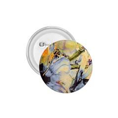 Flower Texture Pattern Fabric 1 75  Buttons