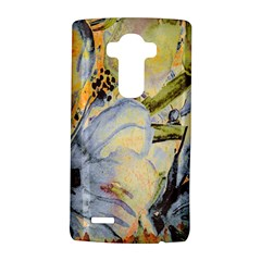 Flower Texture Pattern Fabric Lg G4 Hardshell Case