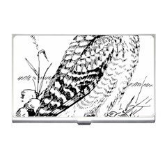 Animal Bird Forest Nature Owl Business Card Holders