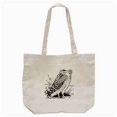 Animal Bird Forest Nature Owl Tote Bag (cream)