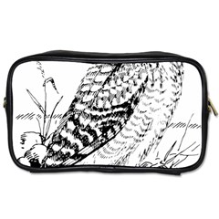 Animal Bird Forest Nature Owl Toiletries Bags