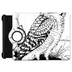 Animal Bird Forest Nature Owl Kindle Fire Hd 7