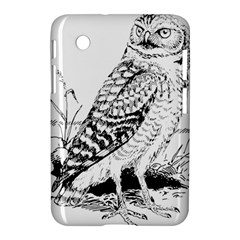 Animal Bird Forest Nature Owl Samsung Galaxy Tab 2 (7 ) P3100 Hardshell Case
