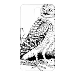 Animal Bird Forest Nature Owl Samsung Galaxy Note 3 N9005 Hardshell Back Case