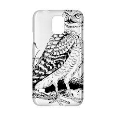 Animal Bird Forest Nature Owl Samsung Galaxy S5 Hardshell Case