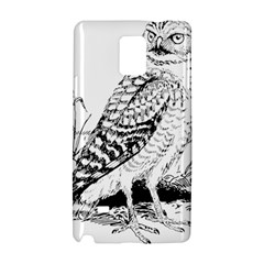 Animal Bird Forest Nature Owl Samsung Galaxy Note 4 Hardshell Case