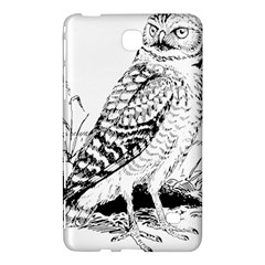 Animal Bird Forest Nature Owl Samsung Galaxy Tab 4 (8 ) Hardshell Case