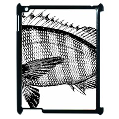 Animal Fish Ocean Sea Apple Ipad 2 Case (black)
