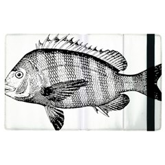 Animal Fish Ocean Sea Apple Ipad 2 Flip Case