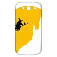 Castle Cat Evil Female Fictional Samsung Galaxy S3 S Iii Classic Hardshell Back Case