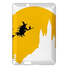 Castle Cat Evil Female Fictional Kindle Fire Hdx Hardshell Case