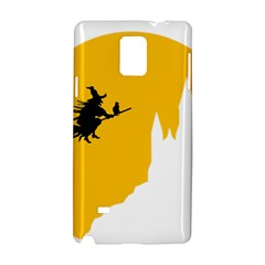 Castle Cat Evil Female Fictional Samsung Galaxy Note 4 Hardshell Case