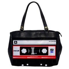 Compact Cassette Musicassette Mc Office Handbags