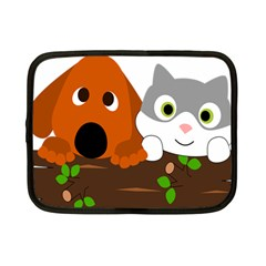 Baby Decoration Cat Dog Stuff Netbook Case (small)