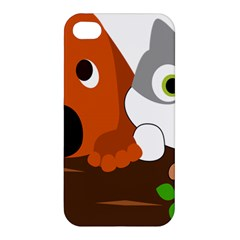 Baby Decoration Cat Dog Stuff Apple Iphone 4/4s Hardshell Case