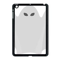Ghost Halloween Spooky Horror Fear Apple Ipad Mini Case (black)