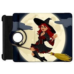 Witch Witchcraft Broomstick Broom Kindle Fire Hd 7