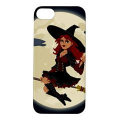 Witch Witchcraft Broomstick Broom Apple Iphone 5s/ Se Hardshell Case