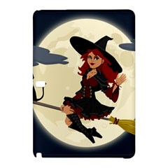 Witch Witchcraft Broomstick Broom Samsung Galaxy Tab Pro 10 1 Hardshell Case