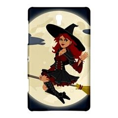 Witch Witchcraft Broomstick Broom Samsung Galaxy Tab S (8 4 ) Hardshell Case