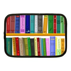 Shelf Books Library Reading Netbook Case (medium)