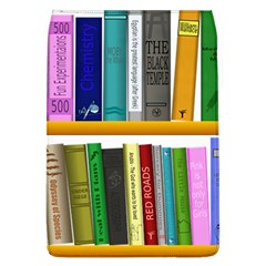 Shelf Books Library Reading Flap Covers (l)