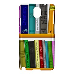 Shelf Books Library Reading Samsung Galaxy Note 3 N9005 Hardshell Case