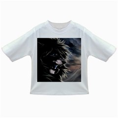 Angry Lion Digital Art Hd Infant/toddler T Shirts