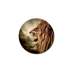 Roaring Lion Golf Ball Marker