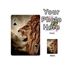 Roaring Lion Playing Cards 54 (mini)